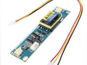 "10V-28V LCD Inverter: 2 tuýp - 2 giắc nhỏ ""for LCD 15.6inch - 24inch"""