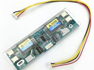 10V-28V LCD Inventor: 4 tuýp - 4 giắc nhỏ