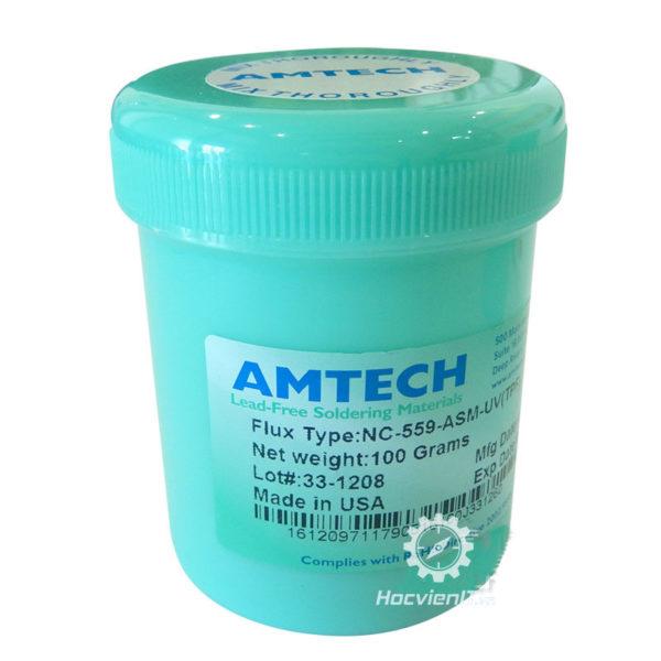 AMTECH-NC559-ASM-UV-TPF-BGA-Flux