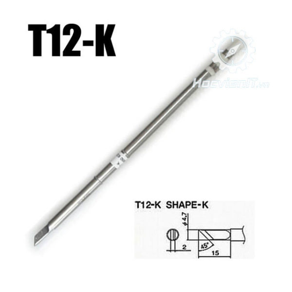 High-quality-HAKKO-Tntegrated-Solder-Iron-Tips-T12-K-for-Hakko-Soldering-Rework-Station