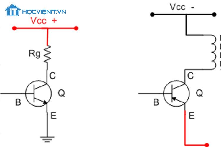 Mạch phân cực cho Transistor