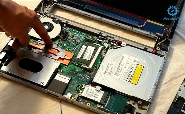 học nghề sửa chữa máy tính đảm bảo đầu ra