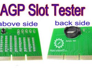 AGP Slot Tester Card