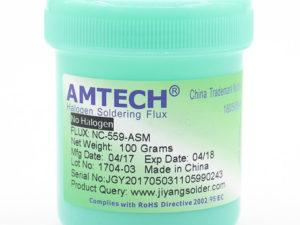 """AMTECH NC 559 ASM (UV) TPF BGA Flux: """"Hàng loại 1 - Dùng rất tốt"""""""