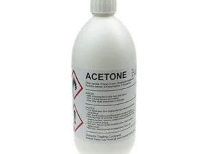 Bình dung dịch Axeton nguyên chất loại 1 Lít