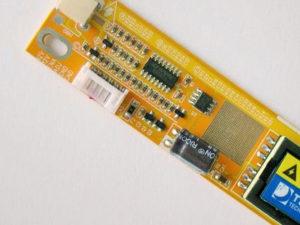 Bo Cao áp (9-20V) bộ test màn hình LCD