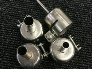 Bộ đầu khò 4 in 1 dành cho máy khò hơi khò từ