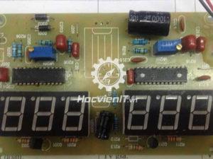 Bộ điều khiển LED cho máy cấp nguồn đa năng