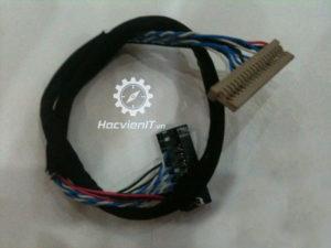 Cáp test màn LCD: 20 chân