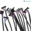Cáp test màn LED: 40 chân