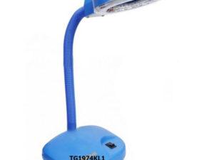 Đèn kính lúp để bàn: LED desk lamp magnifier
