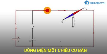 Dòng điện một chiều cơ bản