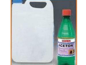 Dung dịch tẩy rửa (có ăn mòn) Axeton đã pha chế