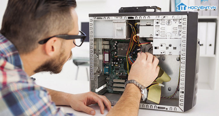 Học sửa chữa máy tính