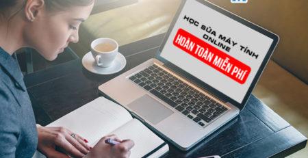 Học sửa máy tính online hoàn toàn miễn phí