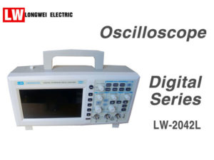 "Longwei (HK) Digital oscilloscope 2042L: 40Mhz ""Original Product"""