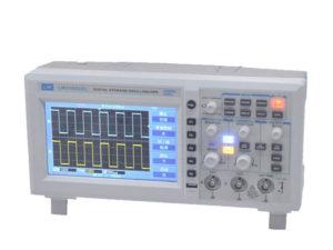 Longwei HK Digital Oscilloscope: LW-2102L-100Mhz/1GS/s