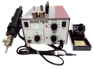 Quick SMD700 - 2 in 1 Rework Station - Original Product
