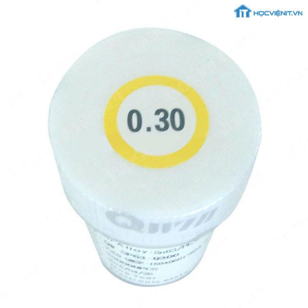 qwin-0-3mm-leadfree-soldering-ball