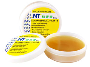 Solder Flux Soldering Paste NT ZJ-18 150g Advanced Quality
