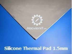 Tấm Silicon tản nhiệt: Silicone-Thermal Conductive