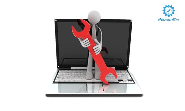 học viên học sửa chữa laptop tại hà nội
