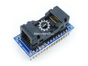 Universal Programmer TSOP32 to DIP32 Adapter