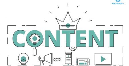 học content marketing đi làm nghề gì