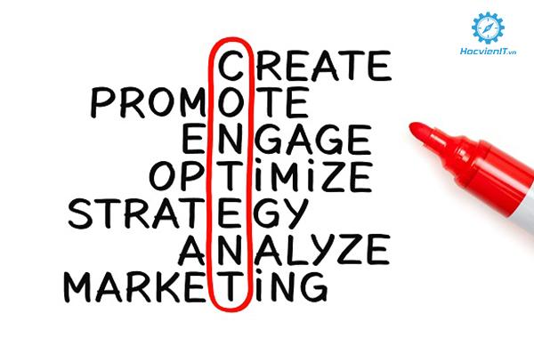 học content marketing bắt đầu