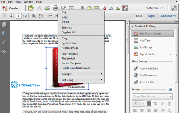 phần mềm adobe reader chất lượng