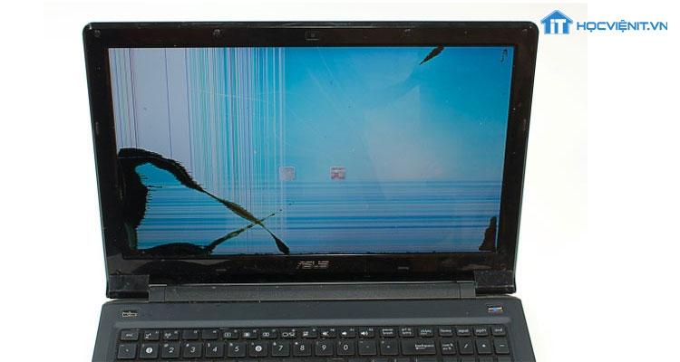 Màn hình laptop bị hỏng