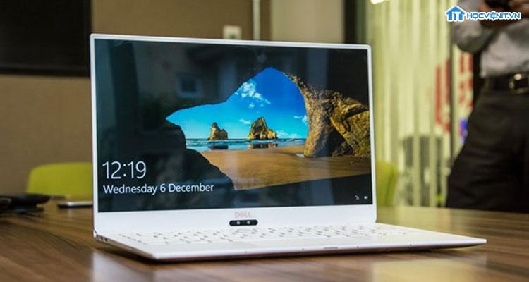 Dell XPS 13 9370 có thiết kế mỏng nhẹ