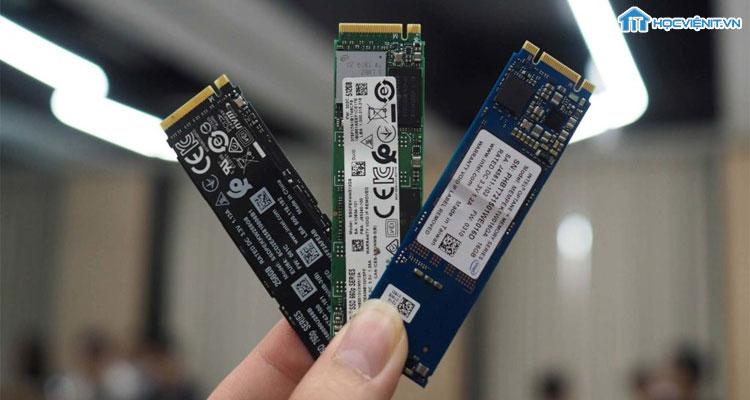 Intel SSD 660P QLC