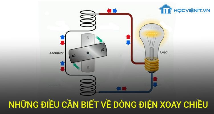 Những điều cần biết về dòng điện xoay chiều