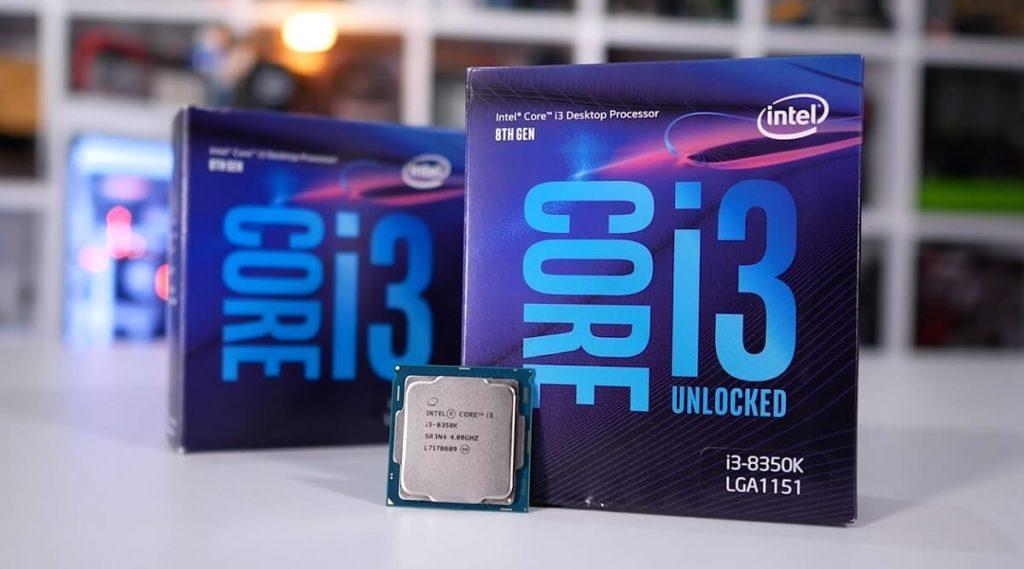 chip core i3 hiệu năng ổn