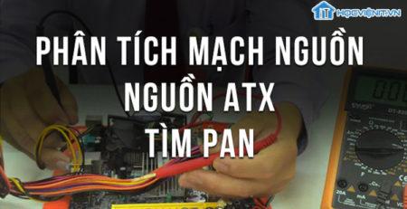 Phân tích mạch nguồn ATX - tìm Pan