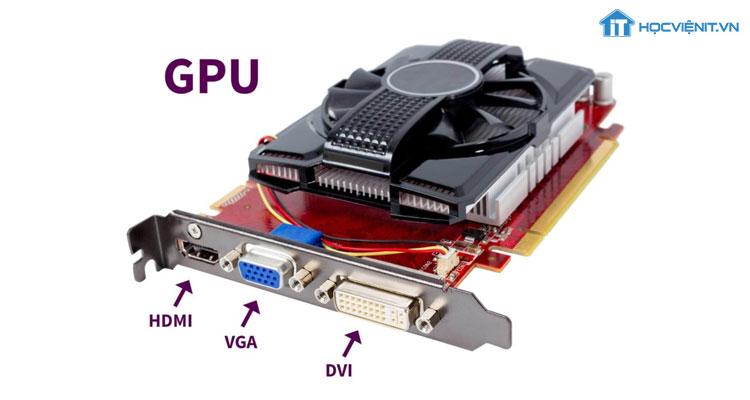 Vai trò của GPU