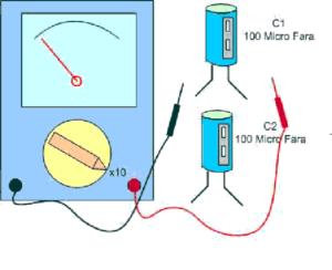 Hướng dẫn đo tụ điện bằng đồng hồ vạn năng