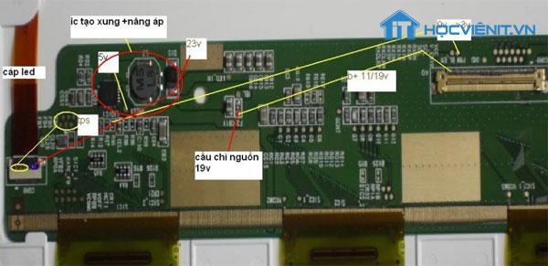 LCD thông dụng