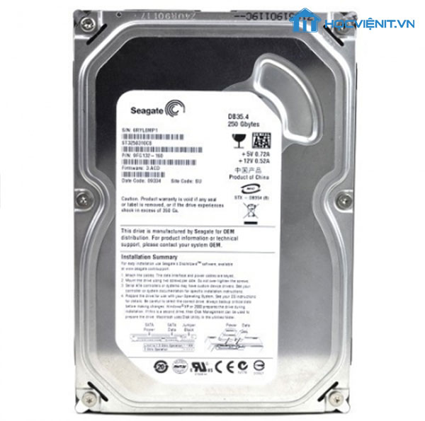 Ổ cứng HDD 3.5""