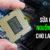 Sửa lỗi nguồn CPU cho Laptop