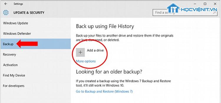 Truyền tệp thông qua tài khoản Microsoft