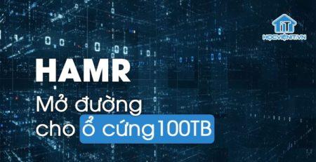 Công nghệ HAMR mở đường cho ổ đĩa cứng 100TB