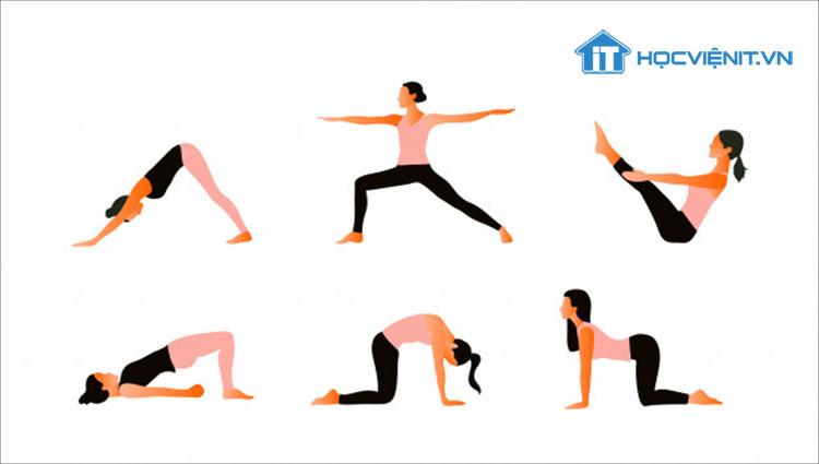 Tập thể dục giúp bạn thư giãn và tỉnh táo hơn