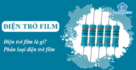 Điện trở film là gì? Phân loại điện trở film