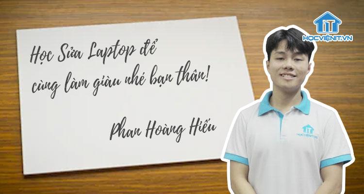 Học Sửa Laptop để cùng làm giàu nhé bạn thân!