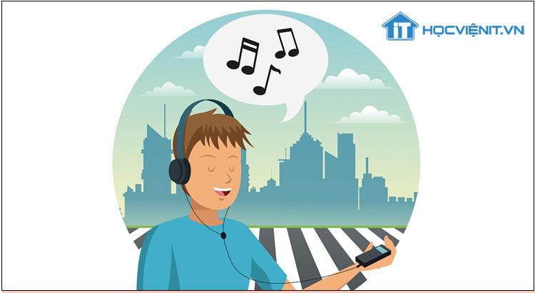 Nghe nhạc vào buổi sáng giúp bạn thư giãn