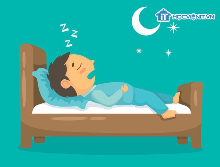 Ngủ đủ giấc giúp bạn tỉnh táo hơn