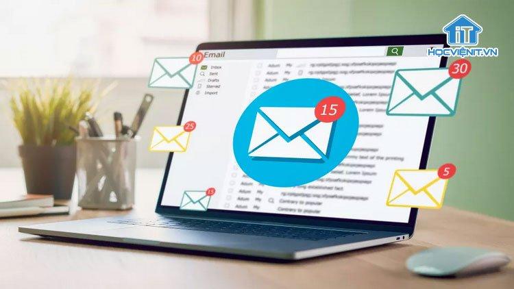 Quản lý thư đến tiện lợi hơn với Email dùng một lần
