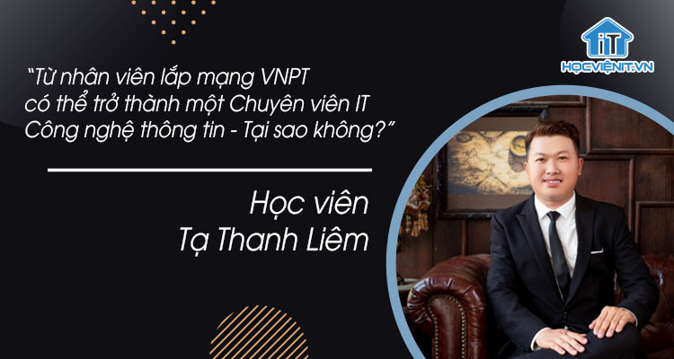 Từ nhân viên lắp mạng VNPT có thể trở thành một Chuyên viên IT Công nghệ thông tin - Tại sao không???